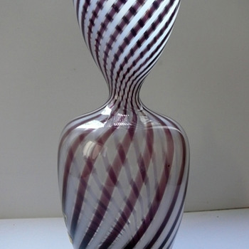 Hessen-Glas Vase - Art Glass
