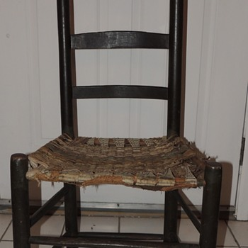 Late 1700 - Early 1800 Side Chair