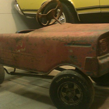 Murrays Pinto Pedal car