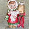 Lefton China Christmas Figurines