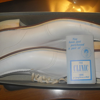 The Clinic shoe 1945-49