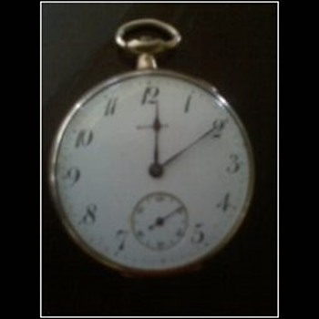 L. Howard Watch Co., Boston pocket watch, 17 jewels