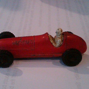 Lesney matchbox maserati  4CLT/1948 