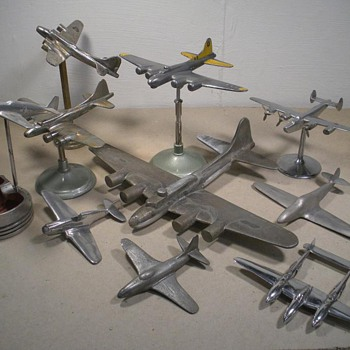 All Aluminum Air Force - Military and Wartime