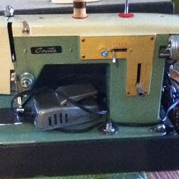 Cosita Sewing Machine