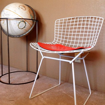 1971 Knoll Bertoia Side Chair - Mid-Century Modern