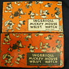 Mid 1930's Ingersoll Mickey Mouse Wristwatch Boxes