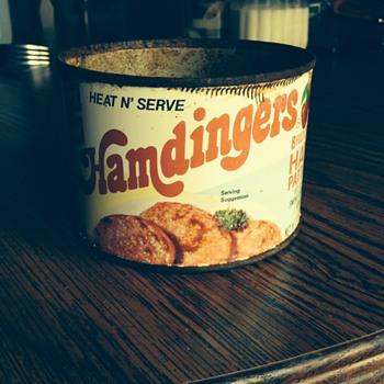 Hamdingers  - Advertising