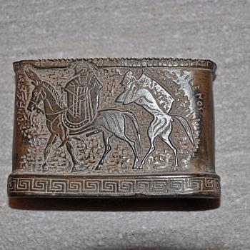 Greek ceramic piece, need help identifying...  - Pottery