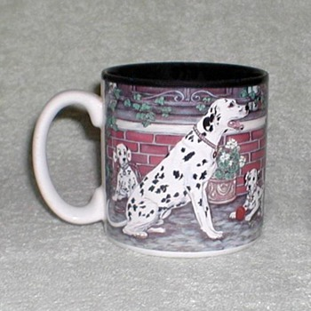 Dalmatians Dog Coffee Mug
