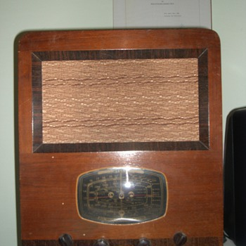my grand father's radio