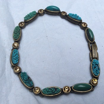 Antique/vintage bracelet - Costume Jewelry