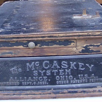 McCaskey Cash Drawer - Office