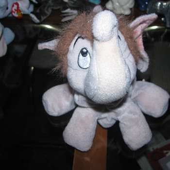 &quot;Junior&quot; Plush