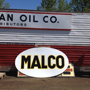 Malco Gas in New Mexico - Petroliana