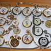 Just A Few Mickey Pocket Watches