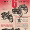 1951 Ariel Motorcycle Advertisement