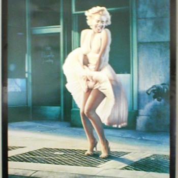 1988 - Marilyn Monroe Poster
