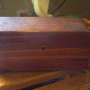 Mid to Late 50's Graduation Lane Mini~Cedar Chest