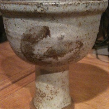 Unknow Pottery Chalice