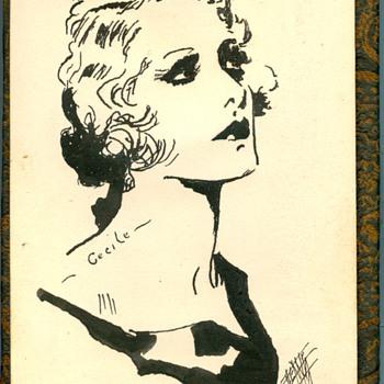 1932 Sketch Book