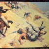 My favorite old cowboy print - Argument with the Sherriff, 1919, by W. R. Leigh
