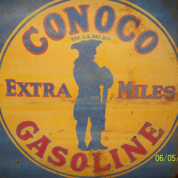 Conoco Minuteman...... SWEET! - Signs