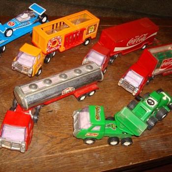 Buddy L Brute Trucks - Model Cars