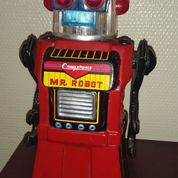 Japanese Cragstan Mr. Robot ! ~ !
