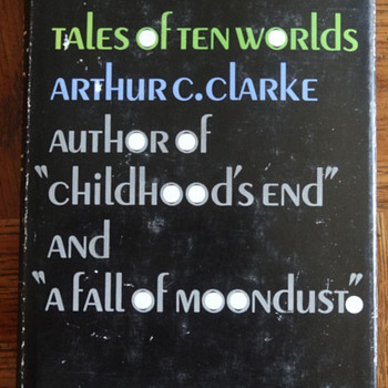 Tales of Ten Worlds by rthur C. Clarke