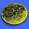 Original Vintage 1966 Winterland Fillmore Blues - Rock Bash II Badge