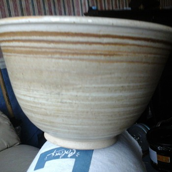 studio bowl - Pottery