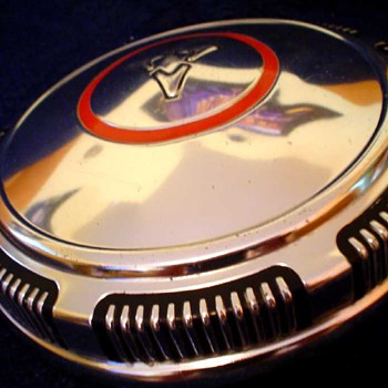 Mopar Dog Dish Hubcaps
