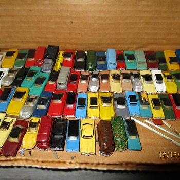 Bachman Miniature toy cars - Model Cars