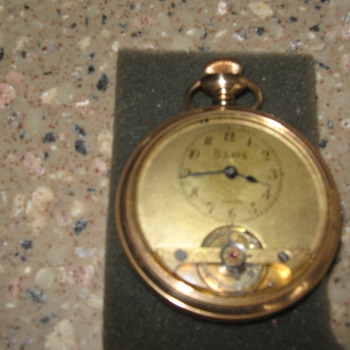 My Illinois Supreme Watch Case Company 8 Day Watch #3032939 - Pocket Watches