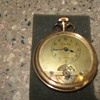 My Illinois Supreme Watch Case Company 8 Day Watch #3032939