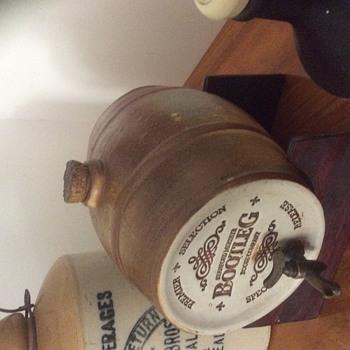 Bootleg barrel special edition