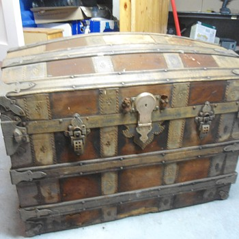 My Next Project -- Bride's Trunk? - Furniture