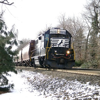 The FIRST Norfolk Southern Railroad - Railroadiana