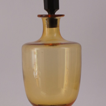 Art Deco Decanter - Art Deco