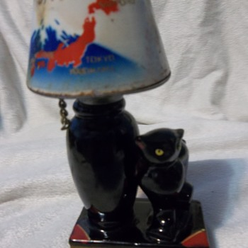 Venus Japanese cat lighter 30's/40's?