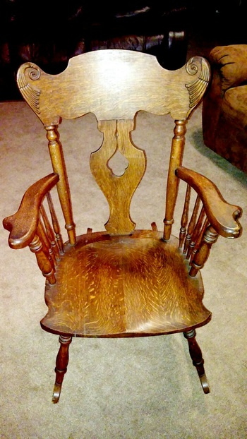 old fashioned rocking chair in furniture rocking chairs show tell ...