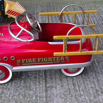 fire truck 1950s? - Model Cars