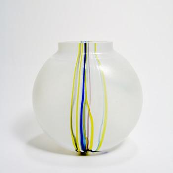 BERTIL VALLIEN FOR BODA-SWEDEN - Art Glass