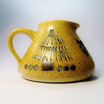 HEINZ THEO DIETZ KOENIGSWINTER-GERMANY - Art Pottery