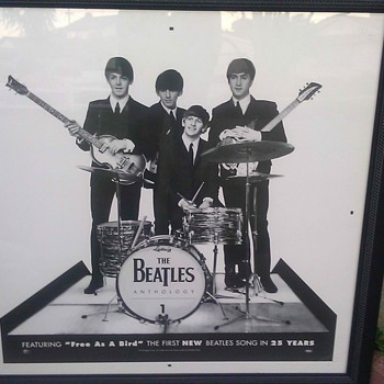 BEATLES POSTERS - Music Memorabilia