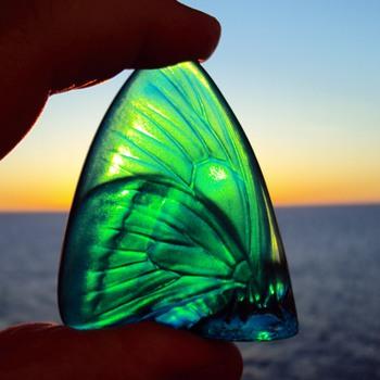 In the eye of the beholder - Art Glass