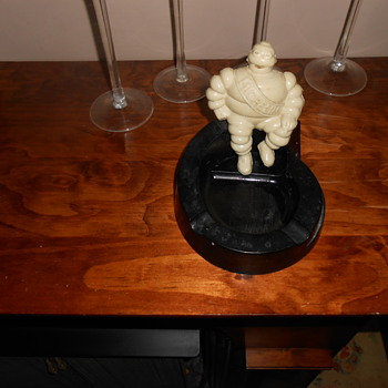 Michelin Man Ash Tray - Advertising