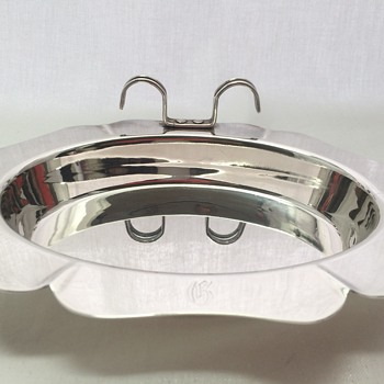 Silver dish or tray or ???