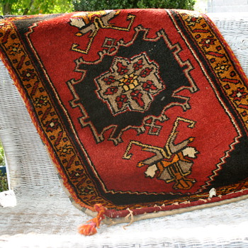 Beautiful Tribal Wool Rugs Camel Bags?